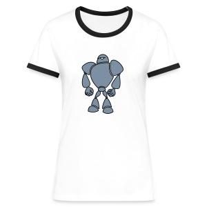 Man Eater - Women's Ringer T-Shirt