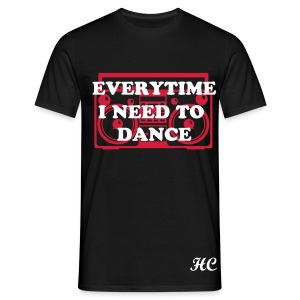 EVERYTIME DANCE - T-shirt Homme