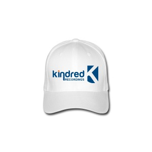 Kindred Baseball Cap Blue - Flexfit Baseball Cap