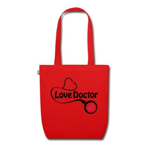 Love doctor. - Sac en tissu biologique