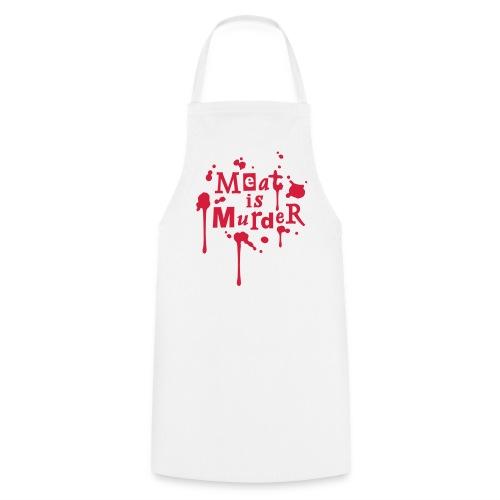 Grill- & Kochschürze 'Meat is Murder' - Kochschürze