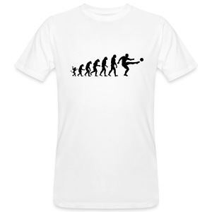 Men's Organic T-shirt - Arts,cartoon,doodle,illustrator