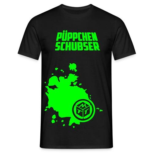 Püppchen Schubser | T-Shirt - Männer T-Shirt