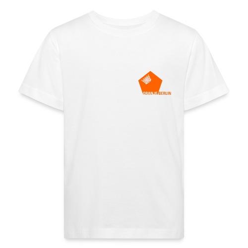 Oranje Shirt für Kleine - Kinder Bio-T-Shirt