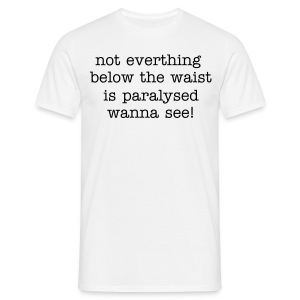 not everything - Men's T-Shirt