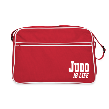 judo is life Bags