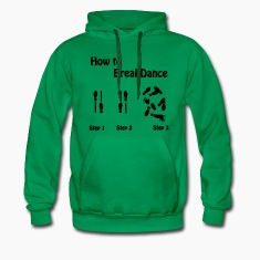 Hoe te Breakdance  Sweaters
