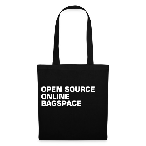 OPEN SOURCE ONLINE BAGSPACE - Stoffbeutel