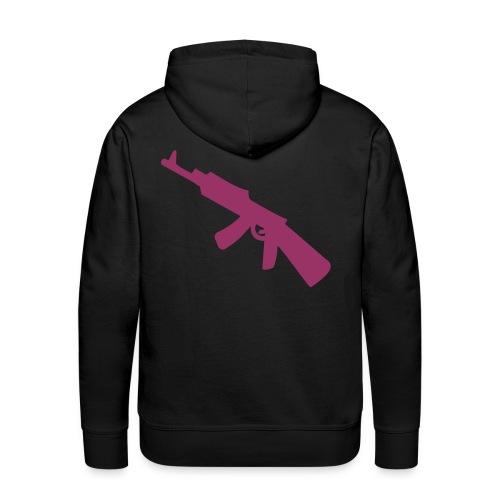 killer - Mannen Premium hoodie
