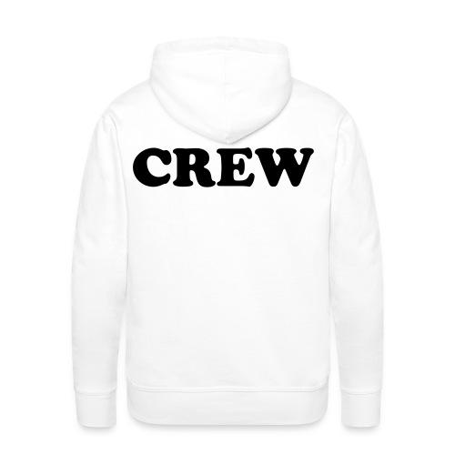 leuk voor een feestje - Mannen Premium hoodie