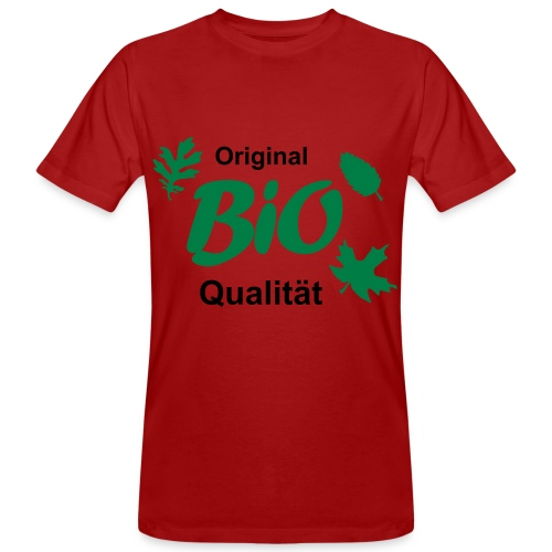 Original Bio Qualität  - Männer Bio-T-Shirt