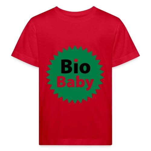 Bio Baby Kurzarmshirt - Kinder Bio-T-Shirt