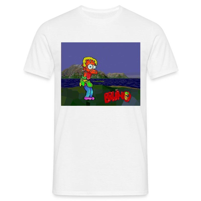 Bruno T-shirt 2 - T-skjorte for menn