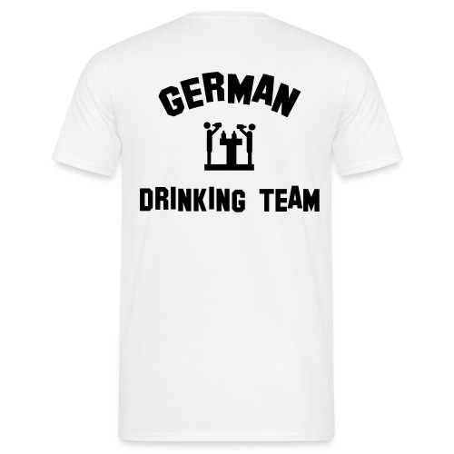German Drinking Team - Männer T-Shirt