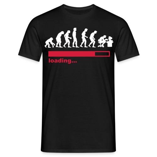 RAW Fun 1 - Mannen T-shirt