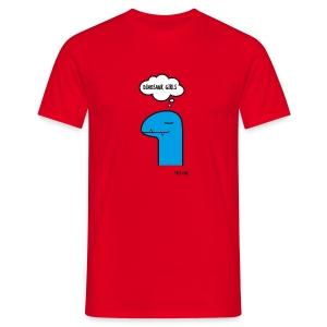 Fred & Earl - Dinosaur Girls - Männer T-Shirt