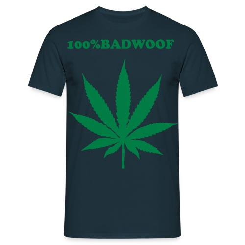 BADWOOF - Mannen T-shirt