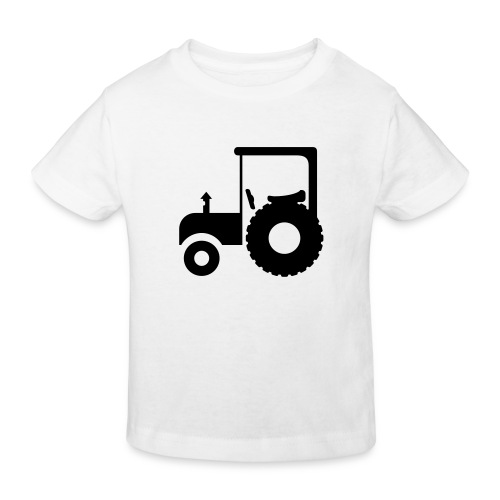 Kindershirt Traktor - Kinder Bio-T-Shirt