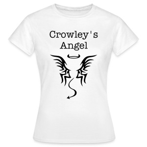 Crowley's angel - Camiseta mujer