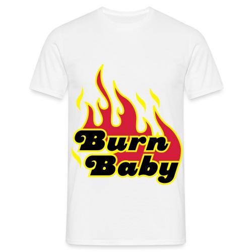 The Burning baby - Herre-T-shirt