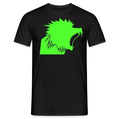 Beast Head (Scheiß Tribüne) - Männer T-Shirt