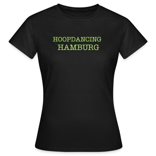 Hoop-T-Shirt Version B - Frauen T-Shirt