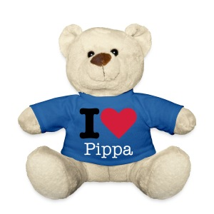 I Luv Pippa Teddy Bear - Teddy Bear