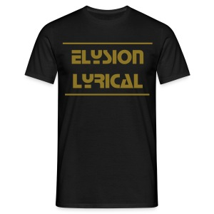 Elysion Lyrical Homme (Or) - T-shirt Homme