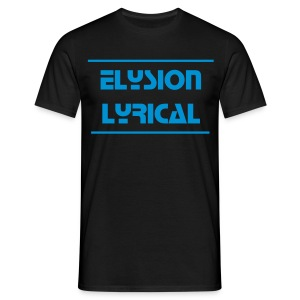 Elysion Lyrical Homme (Bleu) - T-shirt Homme