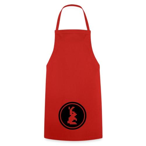 Grillschürze rot - Kochschürze