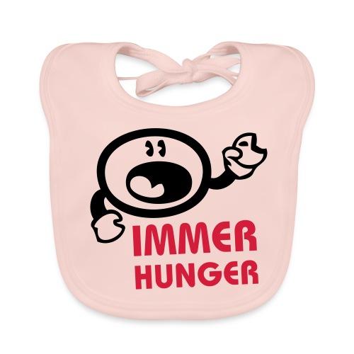 IMMER HUNGER ! - Baby Bio-Lätzchen