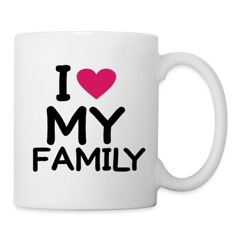 love family - Kop/krus