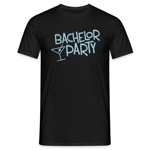 Bachelor Party T-Shirt - Men's T-Shirt