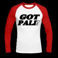 Langarmshirts ~ Männer Baseballshirt langarm ~ Got Pali? - Hast du Palinka?