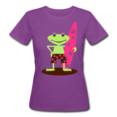 Surf Frog T-Shirts
