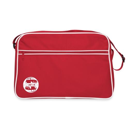 500-126 le sac retro double impression ! ( 2 logos ) 4 couleurs dispos - Sac Retro