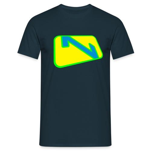 Vertex Filled - Männer T-Shirt