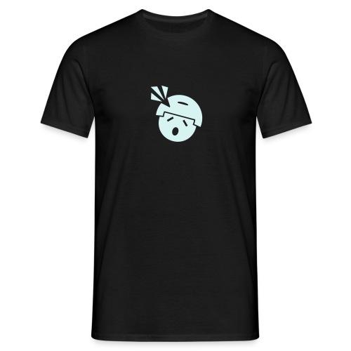 Männer T-Shirt klassisch, Headshot Noob M.A.G. in reflektierender Farbe - Männer T-Shirt