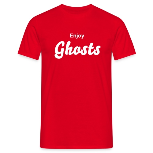 Ghosts.... Cola - Men's T-Shirt