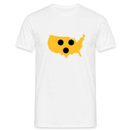 USA blindes - Männer T-Shirt