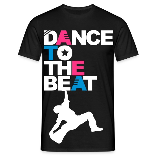 Dance (Black) - Men's T-Shirt