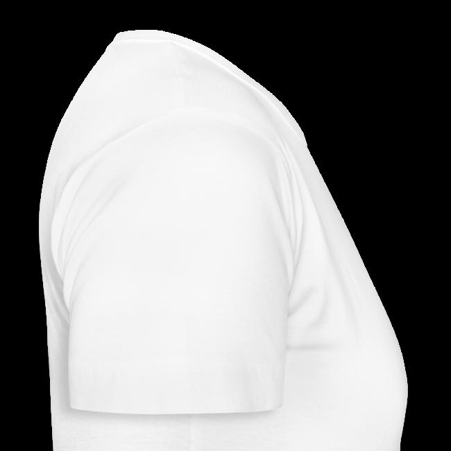 Erlangen Sharks Color T-Shirt (w, weiß)