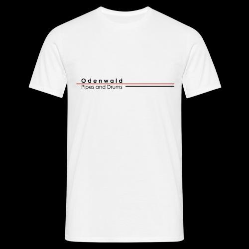 Männer-Shirt (weiß) - Männer T-Shirt