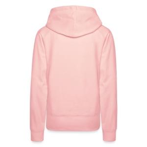 Sweater, capuchon. - Vrouwen Premium hoodie