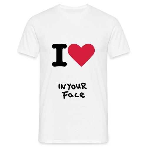 sex - Camiseta hombre