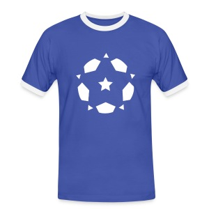 Spirit of Football - Men's Ringer Shirt