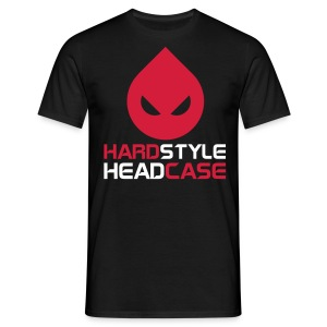 Hardstyle Headcase - Mannen T-shirt