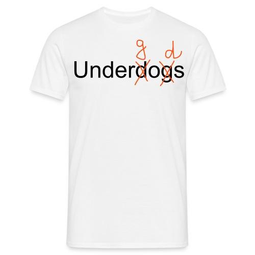 Undergods - Männer T-Shirt