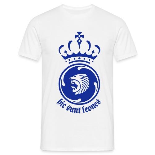 Hic Sunt Leones - Maglietta da uomo
