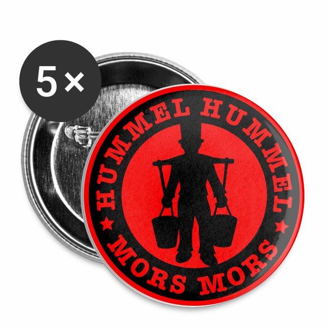 Hummel Hummel Mors Mors Button Anstecker